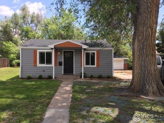 706 Colorado St, Fort Collins, CO 80524 (MLS #823152) :: 8z Real Estate