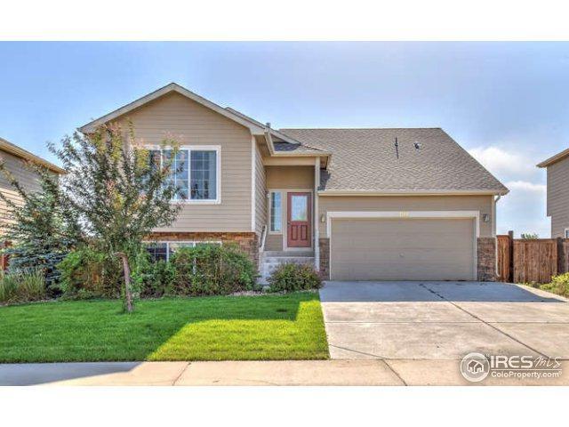 209 Windflower Way, Severance, CO 80550 (MLS #823172) :: Kittle Real Estate