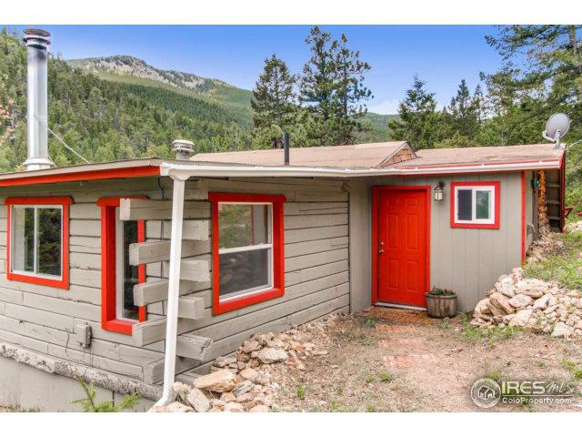 10657 Twin Spruce Rd, Golden, CO 80403 (MLS #823178) :: 8z Real Estate