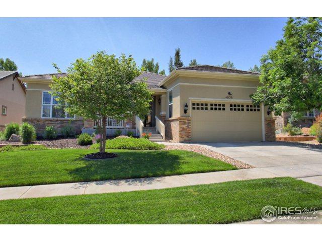 4038 Centennial Dr, Broomfield, CO 80023 (MLS #823218) :: 8z Real Estate