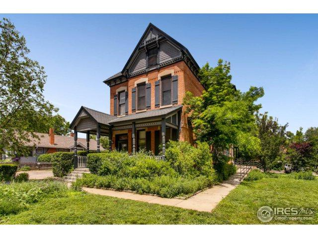 334 E Mulberry St, Fort Collins, CO 80524 (MLS #823225) :: 8z Real Estate