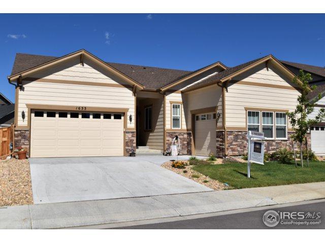 1633 Hideaway Ct, Longmont, CO 80503 (MLS #823261) :: 8z Real Estate