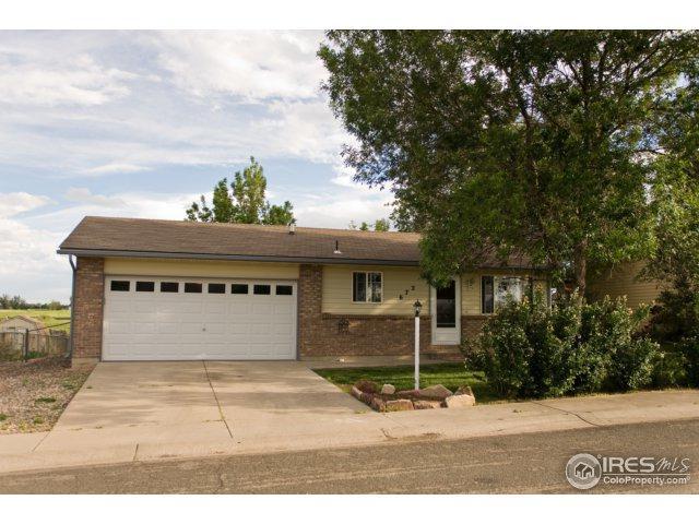 672 26th St, Loveland, CO 80537 (MLS #823262) :: 8z Real Estate