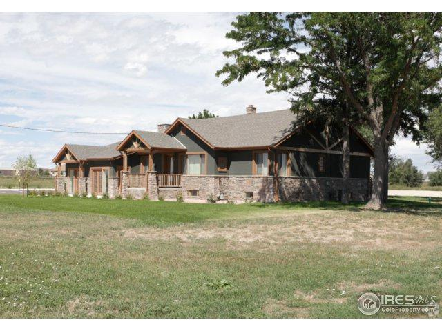9969 County Road 74, Severance, CO 80550 (MLS #823266) :: The Forrest Group