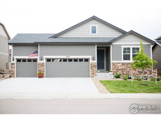 1533 Sorenson Dr, Windsor, CO 80550 (MLS #823274) :: 8z Real Estate