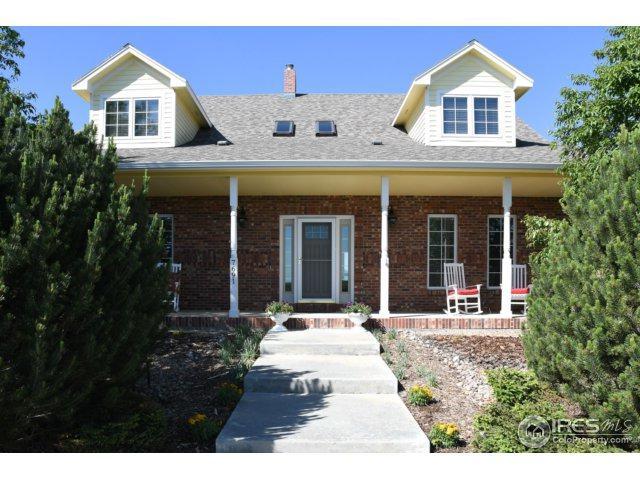 7691 Rodeo Dr, Longmont, CO 80504 (MLS #823311) :: 8z Real Estate