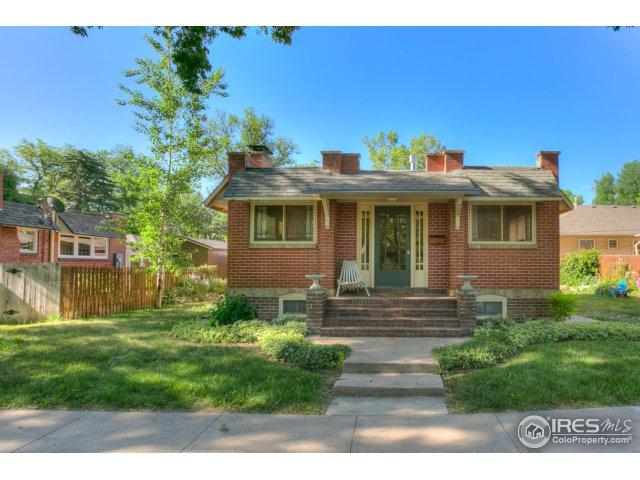 509 E Myrtle St, Fort Collins, CO 80524 (MLS #823331) :: 8z Real Estate