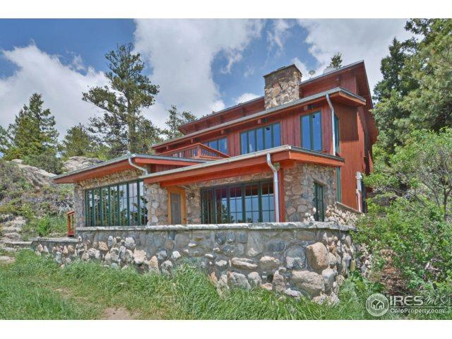 1703 Twin Sisters Rd, Nederland, CO 80466 (MLS #823348) :: 8z Real Estate