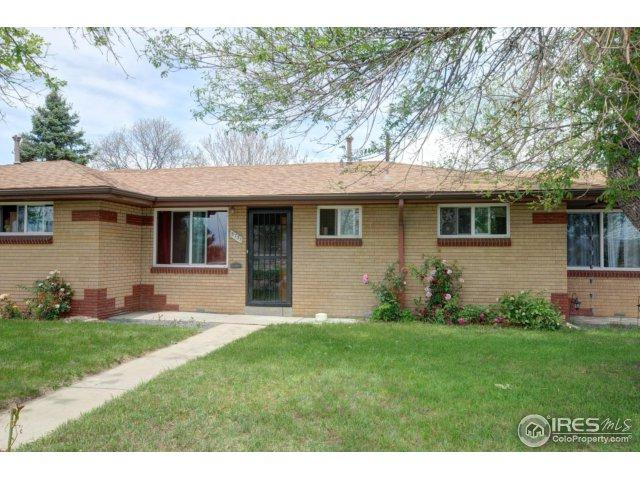 5721 E 60th Ave, Commerce City, CO 80022 (MLS #823418) :: 8z Real Estate