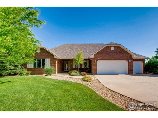 207 Grand View Cir, Mead, CO 80542 (MLS #823422) :: Kittle Real Estate