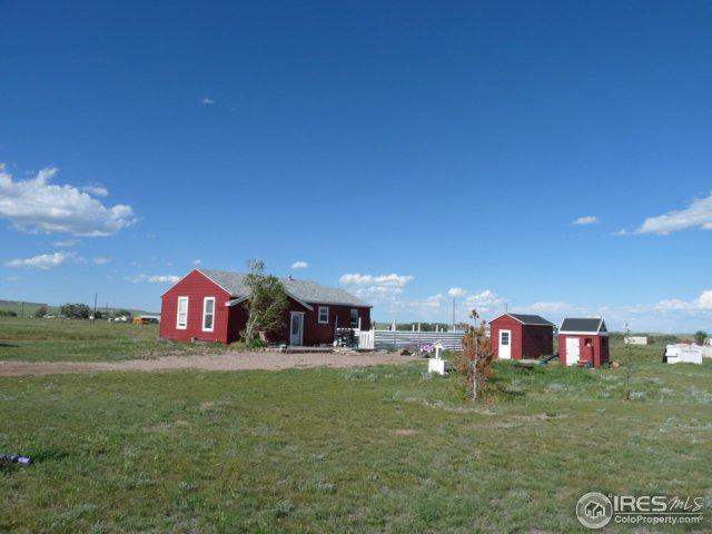 61630 4th St, Carr, CO 80612 (MLS #823434) :: 8z Real Estate