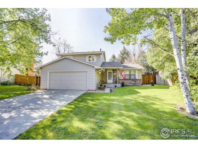4218 W 22nd St, Greeley, CO 80634 (MLS #823491) :: 8z Real Estate