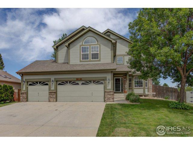 10526 Foxfire St, Firestone, CO 80504 (MLS #823501) :: 8z Real Estate