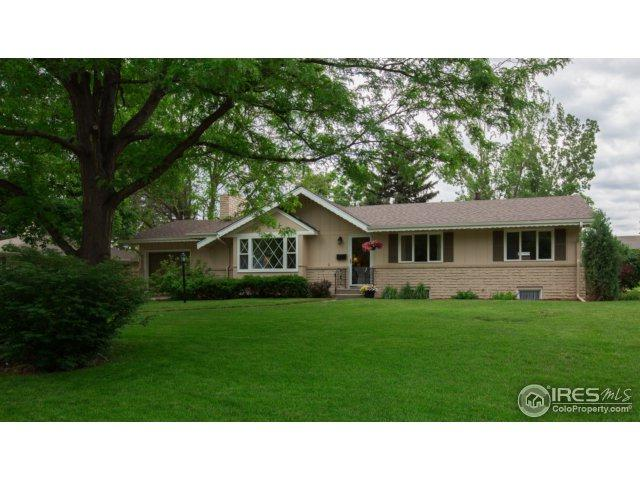733 Cherokee Dr, Fort Collins, CO 80525 (MLS #823507) :: 8z Real Estate