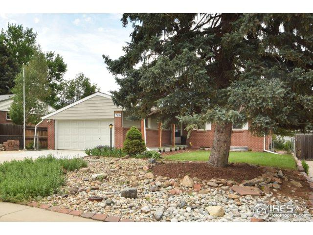 780 Nickel St, Broomfield, CO 80020 (MLS #823525) :: 8z Real Estate