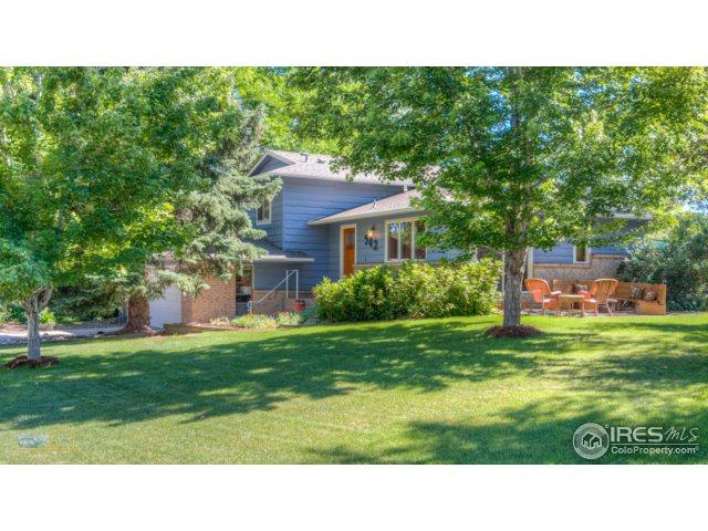 542 Blackhawk Rd, Boulder, CO 80303 (MLS #823534) :: 8z Real Estate