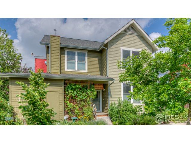 4718 16th St, Boulder, CO 80304 (MLS #823560) :: 8z Real Estate