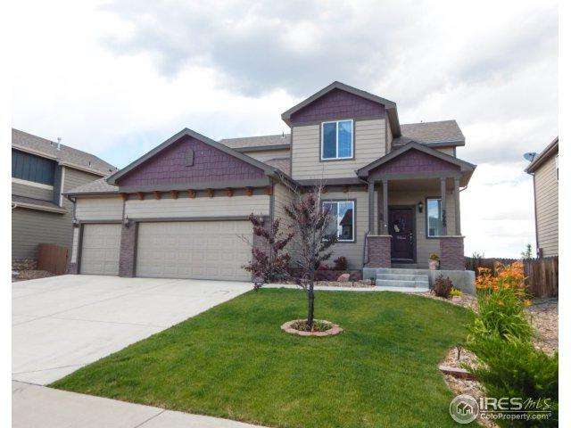 2669 Bridle Dr, Mead, CO 80542 (MLS #823562) :: Kittle Real Estate