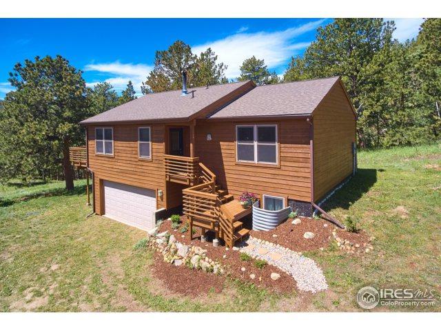 160 High St, Rollinsville, CO 80474 (MLS #823580) :: 8z Real Estate