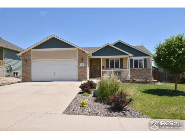 90 Summit View Rd, Severance, CO 80550 (MLS #823593) :: The Daniels Group at Remax Alliance