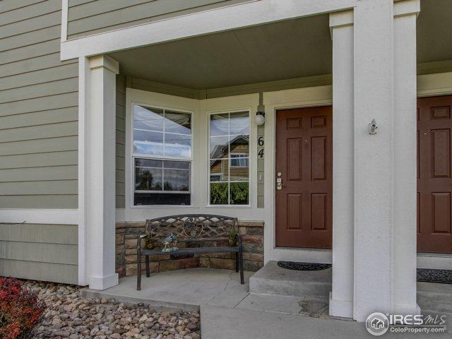 805 Summer Hawk Dr #64, Longmont, CO 80504 (MLS #823616) :: 8z Real Estate