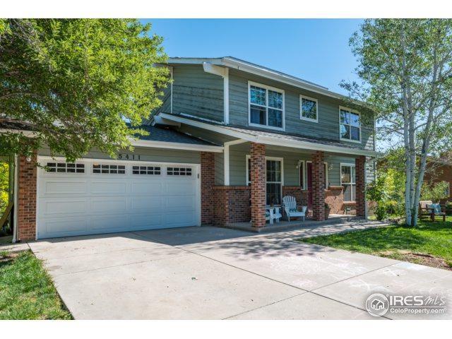 5411 Gunbarrel Cir, Longmont, CO 80503 (MLS #823643) :: 8z Real Estate