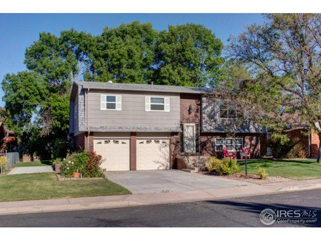 3307 Chestnut Ave, Loveland, CO 80538 (MLS #823652) :: 8z Real Estate