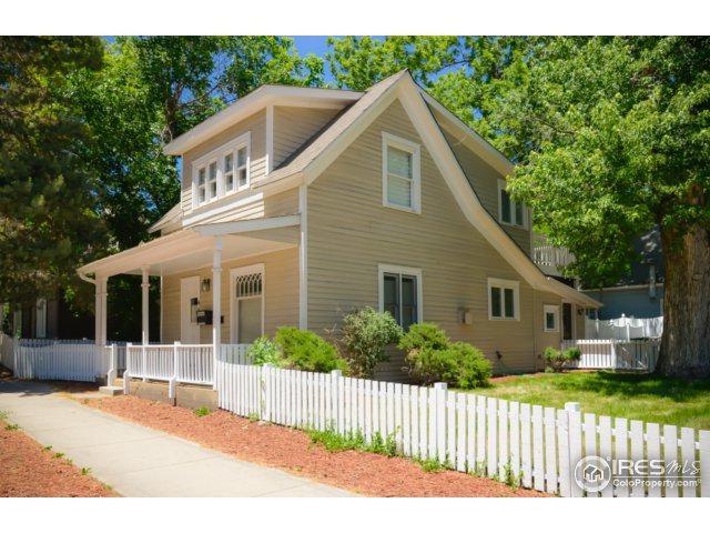 445 Canyon Blvd, Boulder, CO 80302 (#823725) :: The Peak Properties Group