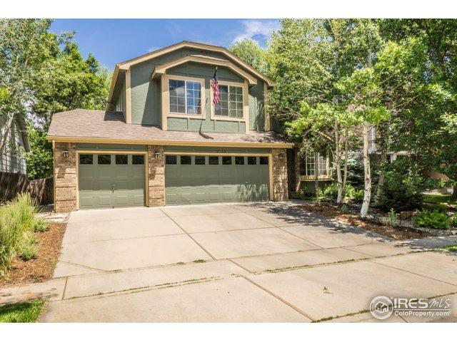 3755 Foothills Dr, Loveland, CO 80537 (MLS #823780) :: 8z Real Estate
