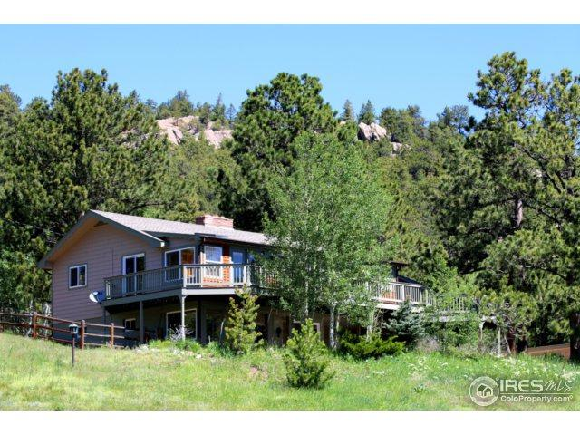 502 Taylor Rd, Lyons, CO 80540 (MLS #823783) :: 8z Real Estate