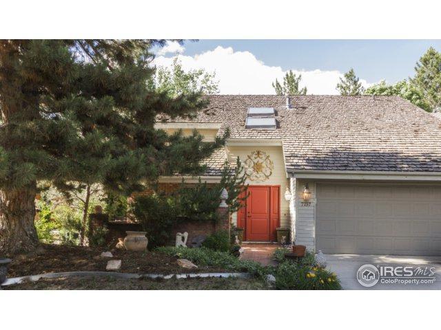 7157 Cedarwood Cir, Boulder, CO 80301 (#823791) :: The Griffith Home Team