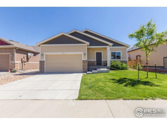 710 Village Dr, Milliken, CO 80543 (MLS #823802) :: 8z Real Estate