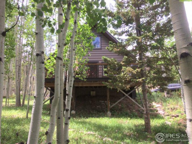 150 Pueblo Rd, Red Feather Lakes, CO 80545 (MLS #823806) :: Kittle Real Estate