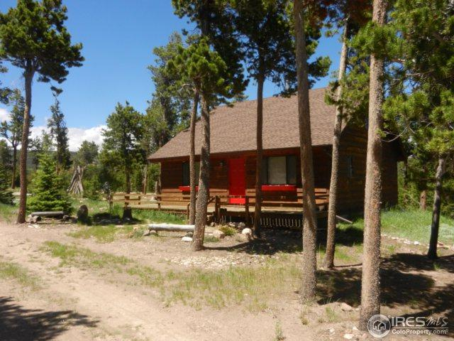 1426 Shoshoni Dr, Red Feather Lakes, CO 80545 (MLS #823815) :: Kittle Real Estate