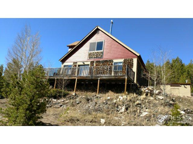 171 Shoshoni Dr, Red Feather Lakes, CO 80545 (MLS #823834) :: Kittle Real Estate