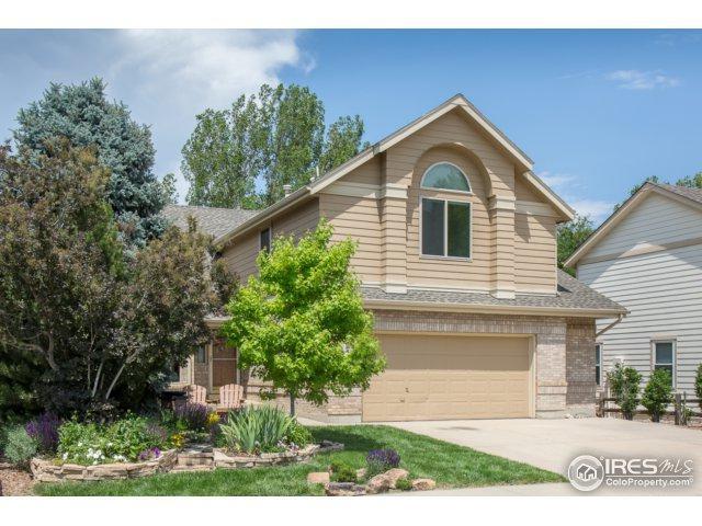 10829 W 85th Pl, Arvada, CO 80005 (MLS #823841) :: 8z Real Estate