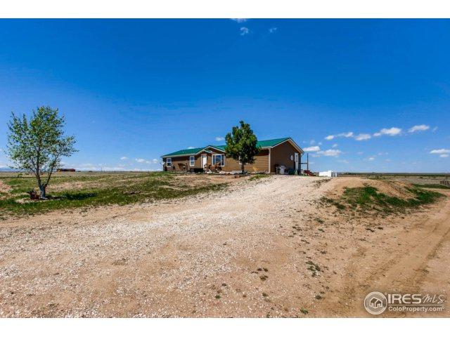 7125 County Road 104, Wellington, CO 80549 (MLS #823843) :: Kittle Real Estate