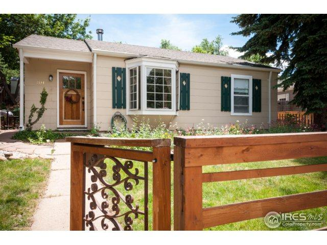 1534 North St, Boulder, CO 80304 (MLS #823868) :: 8z Real Estate