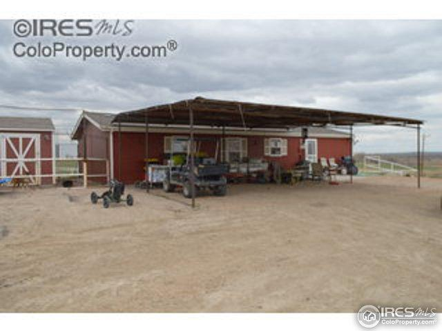 5404 County Road 23, Fort Lupton, CO 80621 (MLS #823880) :: 8z Real Estate