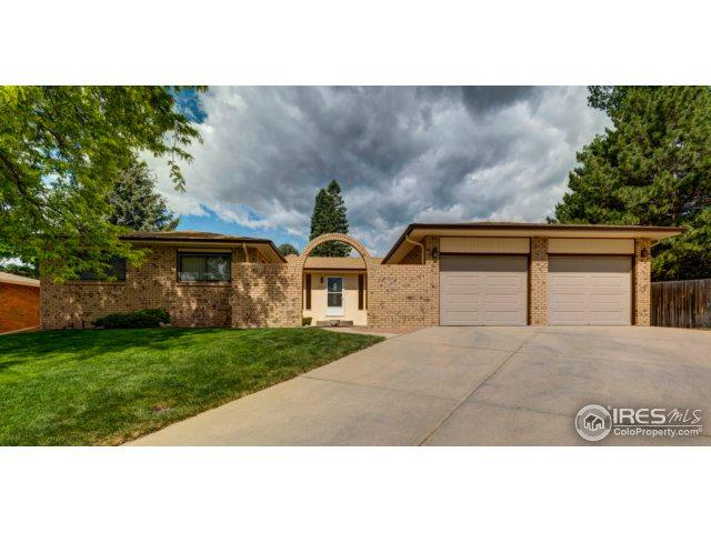 1409 44th Ave Ct, Greeley, CO 80634 (#823899) :: The Peak Properties Group