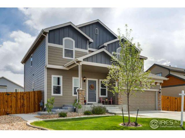 2636 Mustang Dr, Mead, CO 80542 (MLS #823911) :: Kittle Real Estate