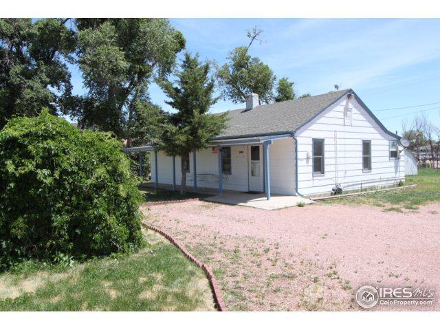 106 1st Ave, Greeley, CO 80631 (MLS #823934) :: 8z Real Estate