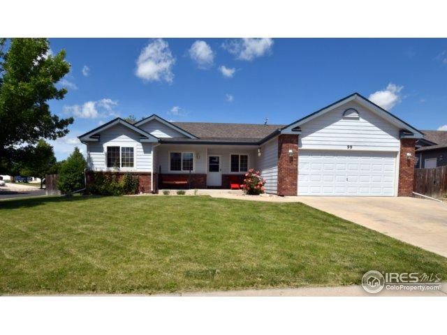 99 Meeker Ln, Severance, CO 80550 (MLS #823940) :: The Daniels Group at Remax Alliance