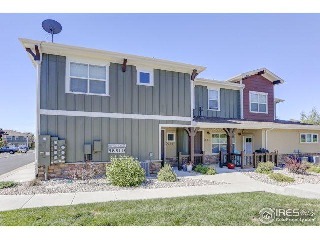 5851 Dripping Rock Ln #201, Fort Collins, CO 80528 (MLS #823945) :: 8z Real Estate