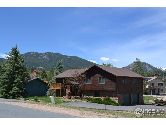 2011 Fish Creek Rd, Estes Park, CO 80517 (MLS #823957) :: 8z Real Estate