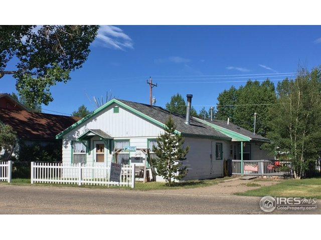 332 Main St, Walden, CO 80480 (MLS #823958) :: 8z Real Estate