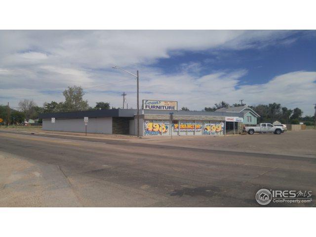 915 37th St, Evans, CO 80620 (MLS #823973) :: 8z Real Estate
