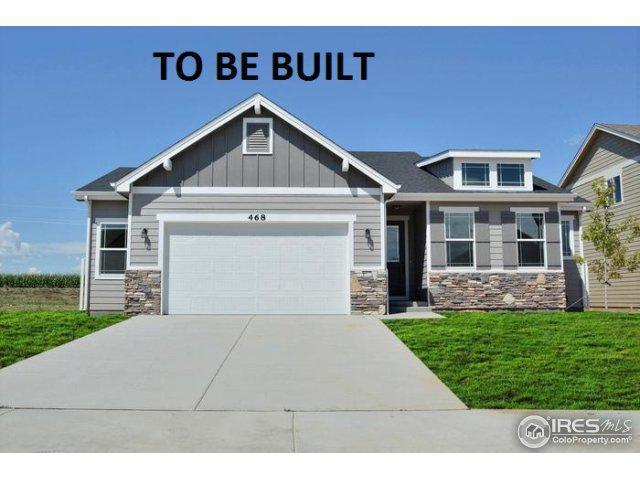 245 Ridge Rd, Eaton, CO 80615 (MLS #823978) :: 8z Real Estate