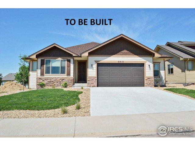 3308 Palano Ave, Evans, CO 80620 (MLS #823993) :: Kittle Real Estate