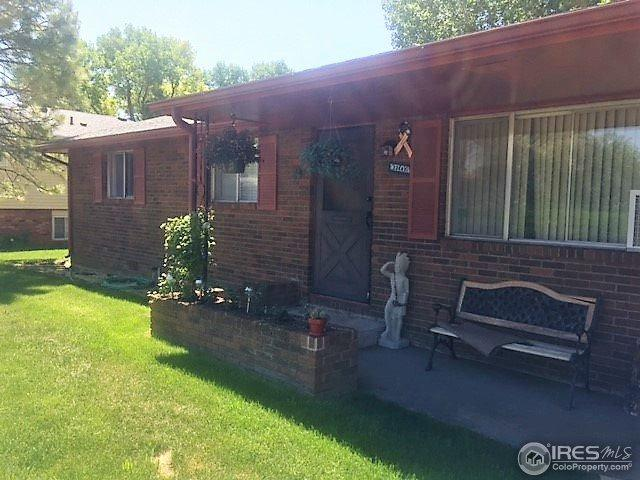 2330 W 22nd St, Loveland, CO 80538 (#823995) :: The Peak Properties Group